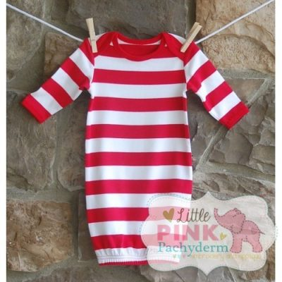 gown-red-stripe